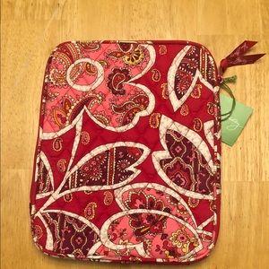 Vera Bradley Rosy Posie iPad Case